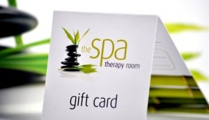 The Spa Therapy Room, Spa and Beauty Gift Vouchers