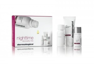 Dermalogica Nighttime recovery products