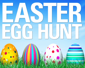 Easter Egg Hunt - The Spa Therapy Room