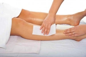 Waxing at The Spa Therapy Room