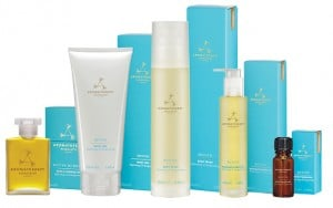 Aromatherapy Associates Body Refiner and Revive products for aching muscles