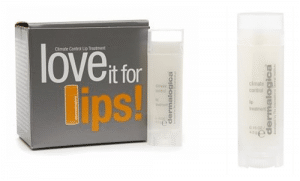 Dermalogica Climate Control Lip Treatment a Festival must have. The Spa Therapy Room