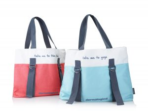 Free Dermalogica Tote bags with a SPF purchase. (Terms & Conditions apply)