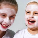 Facial for children at The Spa Therapy Room