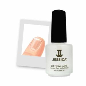 Critacal Care base coat for Soft Nails - Soft, weak, lifeless, just won't grow