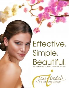 Jane Iredale professional make-up at The Spa Therapy Room Chelmsford