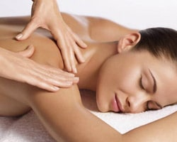 Back Massage The Spa Therapy Room Chelmsford