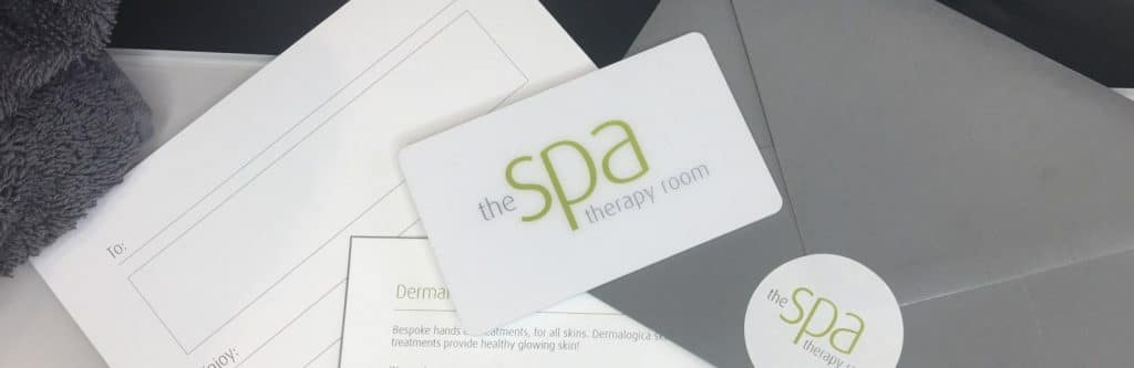 The Spa Therapy Room Spa and Beauty Gift Voucher