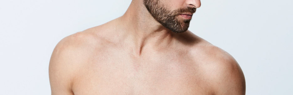 Laser Hair Removal for Men at The Spa Therapy Room