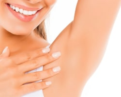 Underarm Laser Hair Removal at The Spa Therapy Room