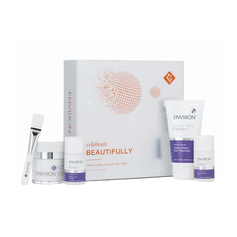 Environ Christmas Boxes at The Spa Therapy Room